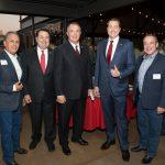 5 Amigos at MCRC Constitution Dinner - Tempe 2017
