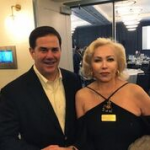 Governor Ducey and me