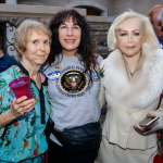 Me and friends at a fundraiser